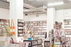 Papercut hipshops in Stockholm. #hipshops #bookstore #magazines #stockholmstore #interiors #design