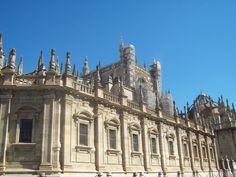 Sevilla tiene un color especial.15