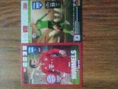 All cards FC Bayern München