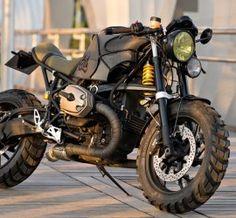 Custom BMW R1200S Animal by Cafe Racer Dreams