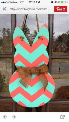 Chevron bunny