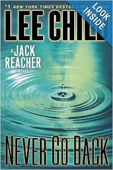 Never Go Back: A Jack Reacher Novel - Lease Books - F CHI - Check Availability at: http://library.acaweb.org/search~S17/?searchtype=t&searcharg=never+go+back&searchscope=17&sortdropdown=-&SORT=D&extended=0&SUBMIT=Search&searchlimits=&searchorigarg=tLudwig+conspiracy