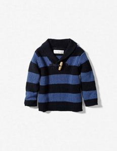 Infant Boy Sweater
