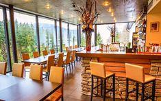 Bar v restauraci, Hotel Ostredok ***, Jasná, Slovensko Conference Room, Table, Furniture, Home Decor, Decoration Home, Room Decor, Tables, Home Furnishings, Home Interior Design