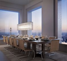 new york city penthouse, penthouse suites millions to live in, new skyscraper, 432 Park Avenue, New York tallest residential tower in western hemisphere