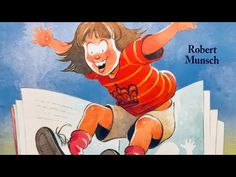 (5) Put Me in a BOOK! by Robert Munsch Read Aloud by Books Read Aloud For Children - YouTube Storyline Online, Read Aloud, Literacy, Kindergarten, Classroom, Songs, Reading, Children, Book