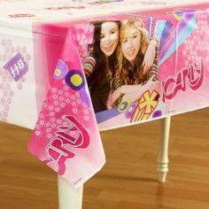 Table Covers   iCarly