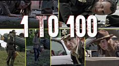TWD SEASON 8 - CARL & RICK 1 & 100 PARALLEL EXPLAINED - YouTube
