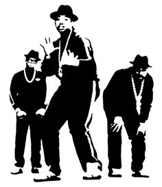 Old School Hip Hop Logo - PicsAnt