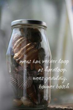 Ware woorde! Bouwer Bosch ...