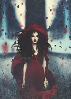 Photograph Romantic Kaos by Amanda Diaz on 500px. Ice Queen + Snow White + Texture