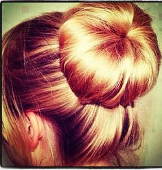 HOW TO: Getting the perfect sock bun.