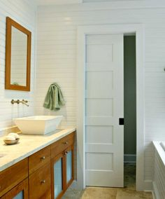 14 best bathroom pocket door images bathroom remodeling bathroom rh pinterest com