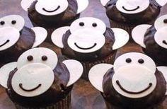 Affen-Muffins Rezept - Rezepte kochen - http://kochbar.de - mobil