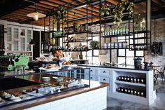 suspending bar displays restaurants images - Google Search