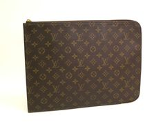 #eLADY global offers free shipping worldwide.  #LOUISVUITTON Poche documents Briefcase Monogram M53456 (BF062048) #lv