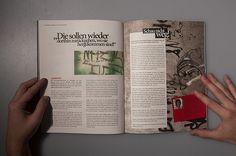 editorial design / hum magazin