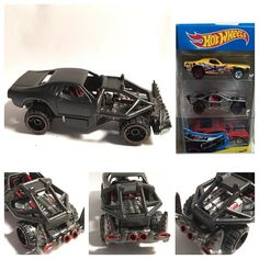 Your Custom Hot Wheels 3 Custom Hot Wheels, Hot Wheels Cars, Custom Cars, Mad Max, Death Race, Model Cars Kits, Rc Model, Batmobile, Car Brands