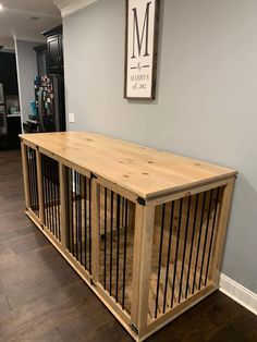 Terrific Cost-Free Alder DOUBLE DOG KENNEL - Hand Crafted Dog Kennel, kennel, wood dog kennel, wood dog crate, c. Thoughts A secure area for your dog A dog kennel is an excellent decision to offer your dogs protected leave Custom Dog Kennel, Wooden Dog Kennels, Dog Kennel Cover, Diy Dog Kennel, Kennel Ideas, Indoor Dog Kennels, Tv Stand Dog Kennel, Dog Kennel Designs, Wood Dog Crate