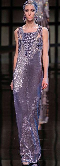 Giorgio Armani Prive Couture S/S 2014