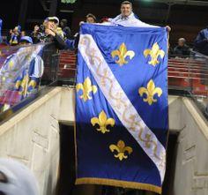 Restoration of the Bosnian Kingdom Flag - Argentina v Bosnia (Friendly - St. Bosnia And Herzegovina, St Louis, Restoration, Soccer, Flag, Tattoo, History, Random, Life