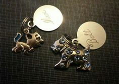 Placa pet personalizada  para seu cão ou gatinho! Diversos  modelos!
