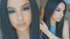All Matte Cut Crease | Makeup Tutorial