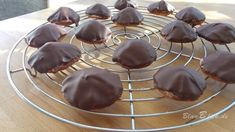 Sarah Bernardt: Einfach mal nachgebacken   Blaublick.de Snacks, Pudding, Desserts, Food, Biscuits, Kuchen, Simple, Tailgate Desserts, Appetizers