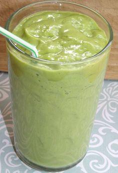 High Fiber Green Smoothie Recipe