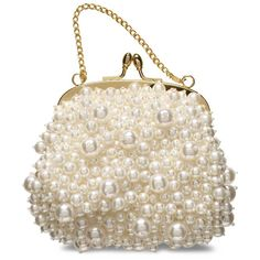 I know I've said it before... But I'll say it again. I LOVE PEARLS!