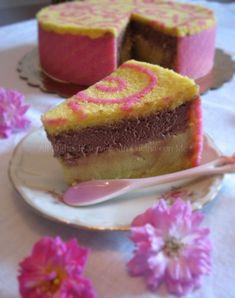 Biscuit Joconde imprimè al sapore di pistacchio