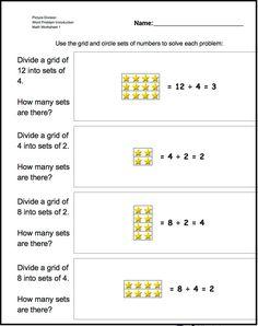 Long Division Worksheets These long division worksheets have ...