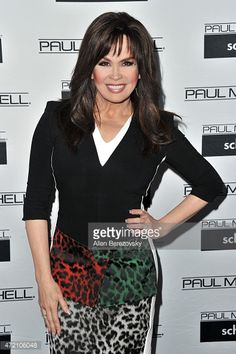 Singer Marie Osmond attends Paul Mitchell Schools' 12th Annual event