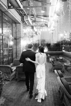 The understated waterfall train on this dress. Elegant New York City Bowery Hotel Wedding New York Wedding, Hotel Wedding, Wedding Pics, Wedding Bride, Wedding Dress, Wedding Story, Wedding Wishes, Wedding Bells, Film Photography