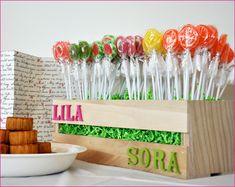lollipop garden and centerpieces (dol)