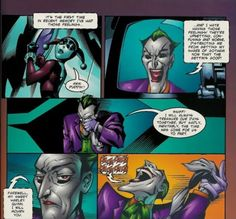 scans_daily | Gotham City Sirens, Who They Are and How They Came To Be, Part 2: Harley Quinn