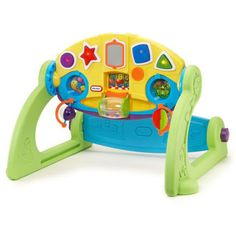 5-in-1 Adjustable Gym for $34.99 #littletikes