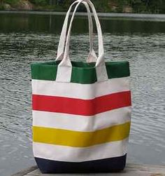 Hudson Bay Tote Bag (I HAVE TO MANY TOTE BAGS)