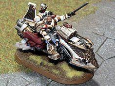 White Scars warhammer 40k