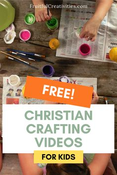Struggling to Keep the Sabbath a Delight for Your Children?Fruitful Creativities Crafting Club is the answer to your need, offering free craft videos for your children. #christianparenting #kidscrafts #biblecrafts Bible Crafts For Kids, Easy Crafts For Kids, Sunday School Activities, Christian Kids, Indoor Activities For Kids, Christian Parenting, Sabbath, Craft Videos, Cool Kids
