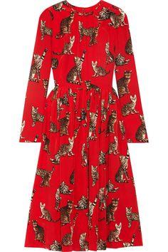 Robe hiver Dolce & Gabbana / 30 robes à la faveur de l'hiver / Fashion / Winter / Dresses