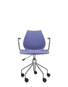 maui small armchair another member of the maui family is the version of theu2026 - Light Blue Desk Chair