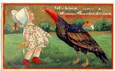 Vintage Thanksgiving Postcards, thanksgiving old postcard                                                                                                                                                                                 More