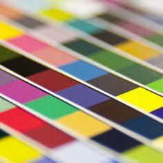 Perfiles de color en la impresión offset