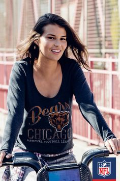1000+ images about Chicago Bears Style on Pinterest | Chicago ...