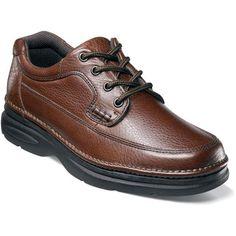 "Nunn Bush Men/'s Leather /""Sloop/"" Moc Toe Comfort Boat Shoes Brown in Select Sizes"