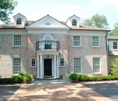 87 best modern traditional houses images on Pinterest | Modern ...