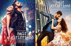 Half Girlfriend (Dost se zyada, Grilfriend se kam) is an Indian romantic and drama hindi movie. It's featuring bollywood stars Arjun Kapoor, Shraddha Kapoor