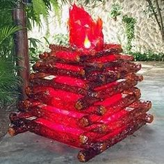 Festa Junina Decoraçao simples2 Festa Junina Decoração Simples