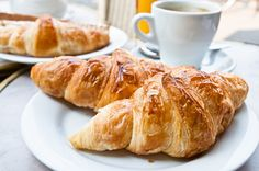 Uma deliciosa sugestão para o seu café da manhã. Bom dia!